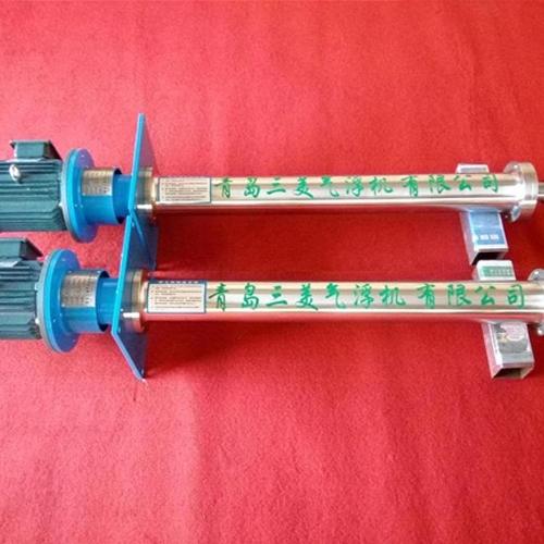 青岛三美讲述涡凹曝气机的特点